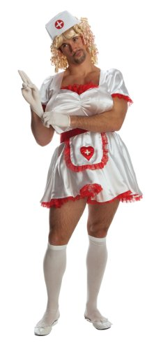 (Rubie's Double Take Mandy Striper Costume, White, One)