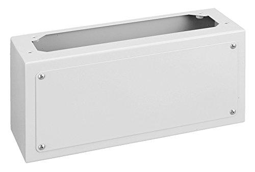 河村電器 ステンレス製 チャンネルベース(基台) 前面化粧板付 STZ 2080-25K B077N4J8QY