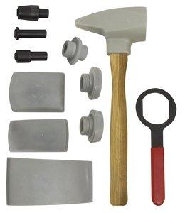 Mayhew 67530 11Pc. Aluminum Body Panel Repair Kit