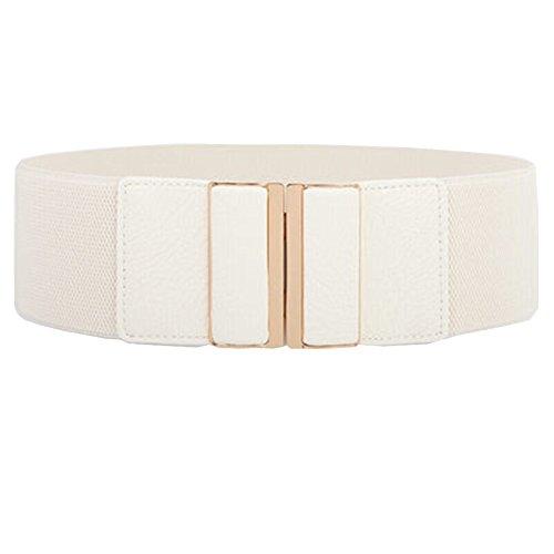 thick white belt - 4
