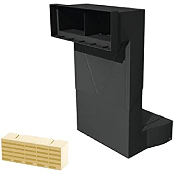 Toe Ductor Floor Vent Under Cabinet Toe Kick Ducting Kit
