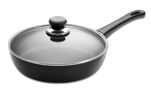 Scanpan Classic Covered Saute Pan, 10.25-Inch by Scanpan