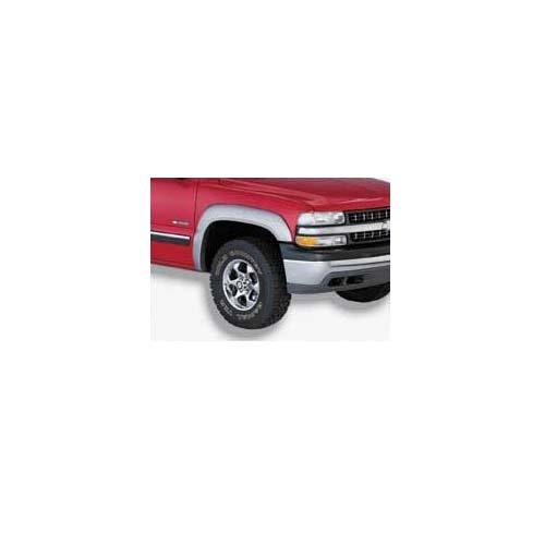 Extend-A-Fender For Dodge ~ Dakota ~ 2005-2011 ~ Black ~ Crew Cab, 4PC Set