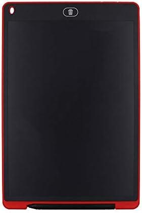 Dmxiezib 12-Zoll-LCD-Schreibtafel Elektronisches Zeichenbrett Doodle Pad LCD-Tablett Kinder-Zeichenbrett Graffiti Electronic Kleine Tafel Licht kann Tafel schreiben Hand LCD handbemalte Bildschirm