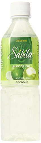 Sabila Aloe Drink Coconut Ounce product image
