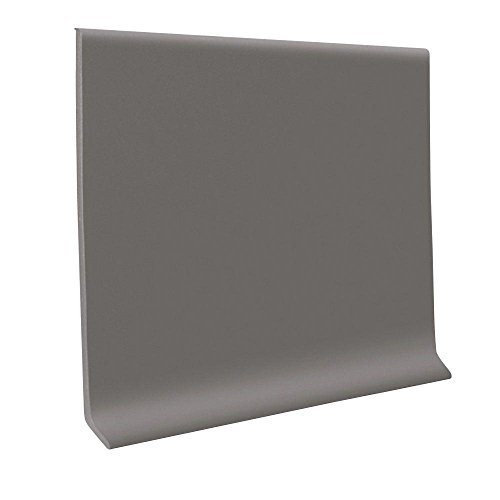 ROPPE HC40C73P150 Thermoplastic Rubber Wall Cove Base Coil