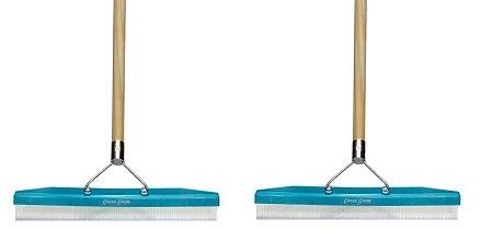 Grandi Groom Carpet Rake by 18 in (2-(Pack)) by Grandi Groom