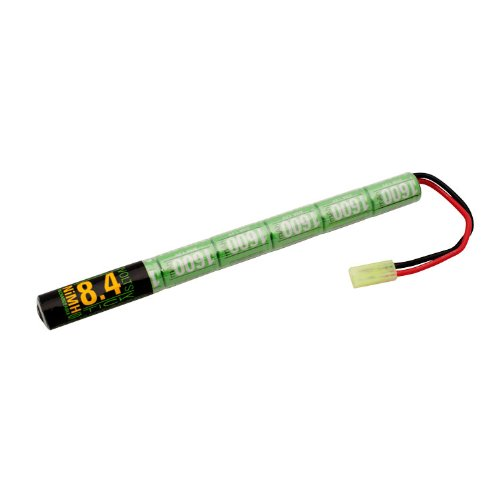 Valken Airsoft Battery 8.4v NiMH 1600mAh Stick Mini Battery by Valken