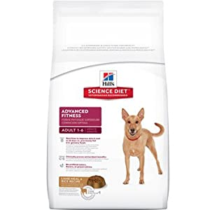 Hill's Science Diet Adult Advanced Fitness Dry Dog Food