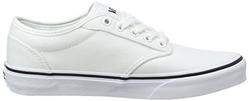 Bianco Uomo Vans Sneaker Atwood Foxing Black RTCHzwqx