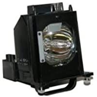 ePharos Replacement Lamp with Housing for WD-60737 WD60737 for Mitsubishi Televisions