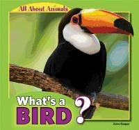 Download What's a Bird? (All About Animals) ebook