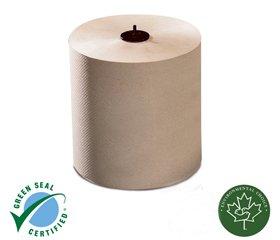Tork 290088 Universal Hand Roll Towel, Kraft, 6 Rolls Per Case by SCA/Tork Paper