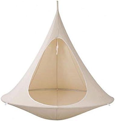 Cracklight //Kids Pod Swing Kids Nest Swing Silla Rinc/ón Asiento colgante Hamaca para uso en interiores al aire libre Ideal para ni/ños Todos los accesorios incluidos calm