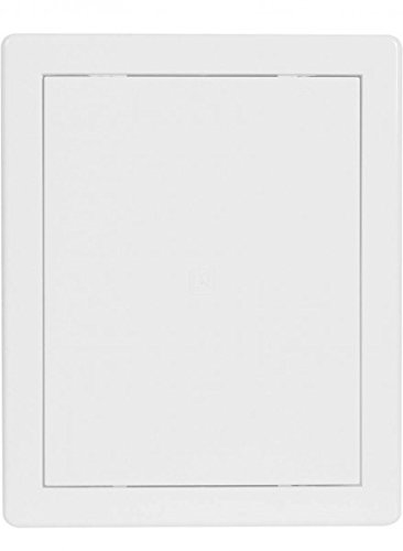 Access Panel 200x250mm (8x10inch) WHITE High Quality ASA Plastic Access Panels UK 8590229000346