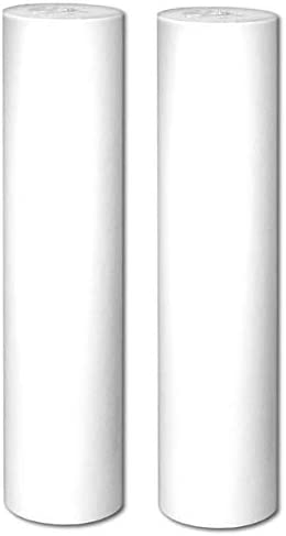 Crystal Clear Big Blue 5 Micron Whole House Sediment Water Filter 4.5 x 20 2 Pack
