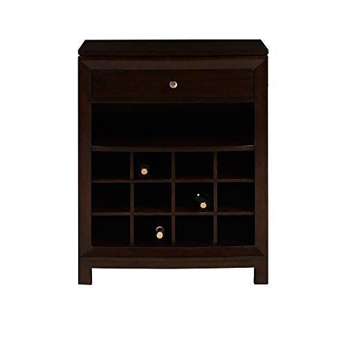 Pulaski Cherry Table - Pulaski Maxwell Wine Cabinet
