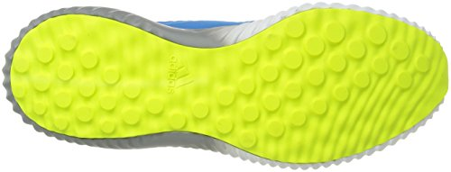 Adidas Heren Alphabounce M Hardloopschoen Shock Blue / Ice Yellow / Light Grey