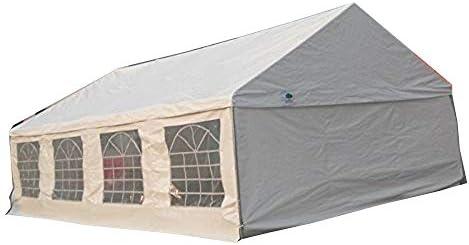 Shade Tree 20 x 30 Heavy Duty Event, Party, Wedding Tent, Canopy, Carport, w Sidewalls