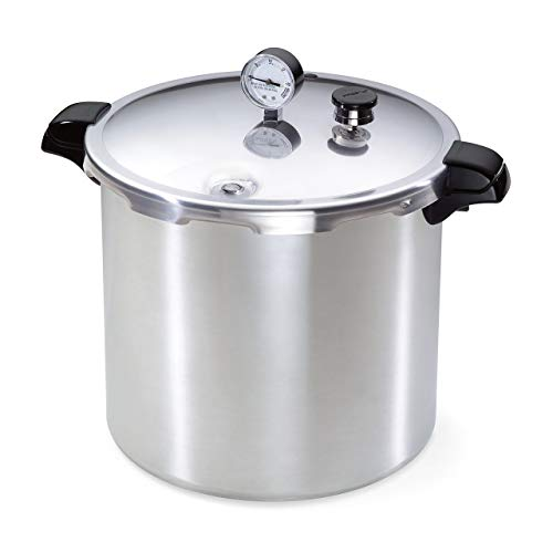 Presto 23-Quart Pressure Canner and Cooker