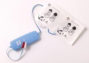 Pediatric Electrode - Powerheart G3 Pediatric Defibrillation Pads  Part No. 9730-002