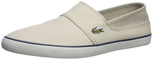 Sneaker In Canapa Naturale Lacoste Mens Marice