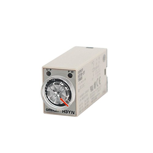 OMRON H3YN-2 DC24V Solid-state Timer (Short-time range model)(0.1s to 10min)(DPDT)(DC) NN by Omron