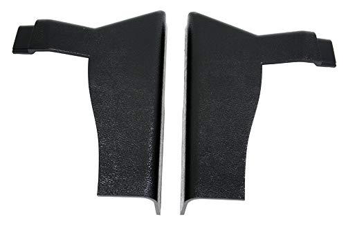 - Keen Parts C4 Corvette 1986-1987 Convertible Lock Pillar Trim (Pair)