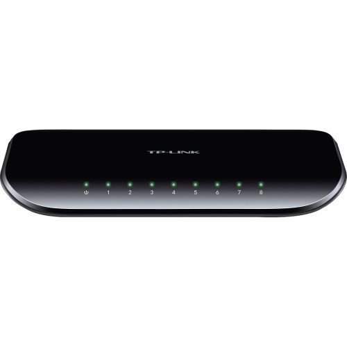 TP-Link TL-SG1008D 8-port Unmanaged Gigabit Switch