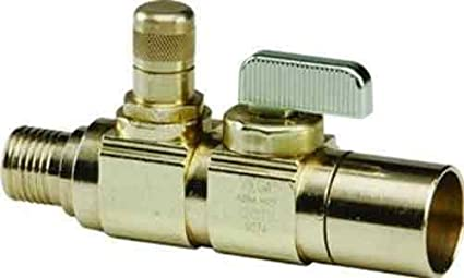 Sweat Sedona Beige Jaclo 317-L-72-SDB 1//2 Copper x 3//8 OD Compression Contemporary Lever Fit Extension Valve Kit