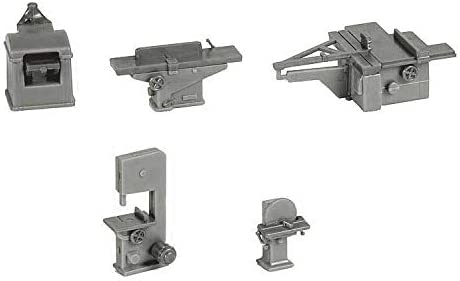 Walthers SceneMaster 949-4183 Joinery Equipment