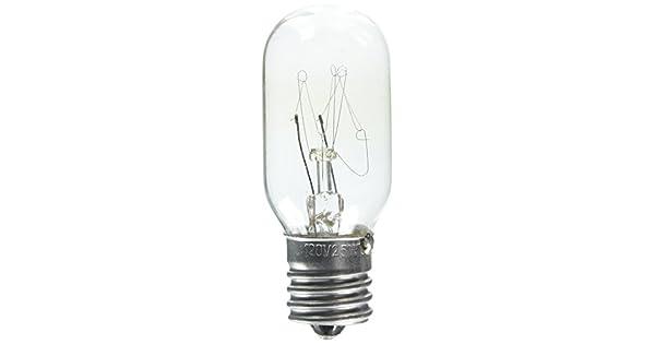 Amazon.com: Sylvania 18360 25-watt clara Base de Tubular ...