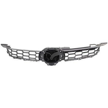 Make de auto partes fabricación - Rejilla; Negro; [Radiador] - ma1200180: Amazon.es: Coche y moto
