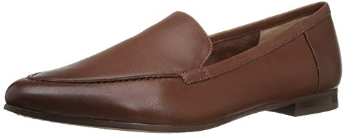 206 Collective Women's Leona Slip-on Loafer Cognac Leather