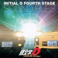 Initial D Fourth Stage Sound Files Soundtrack [Audio CD] Soundtrack by Soundtrack