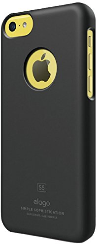 Elago Slim Fit Case for iPhone 5C Black