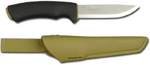 Mora Bushcraft Series Force Sandvik 12c27 Blade Knife, Outdoor Stuffs