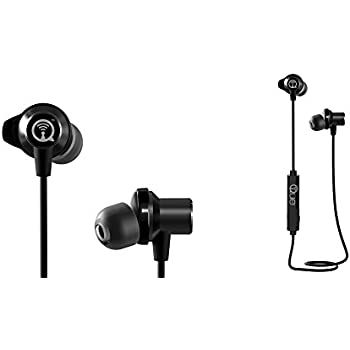Que Acoustics Q3E Wireless Bluetooth In-Ear Headphones / Earbuds with Amazing Sound