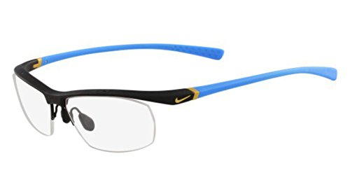 Eyeglasses NIKE 7070/3 012 MATTE BLACK-PHOTO BLUE