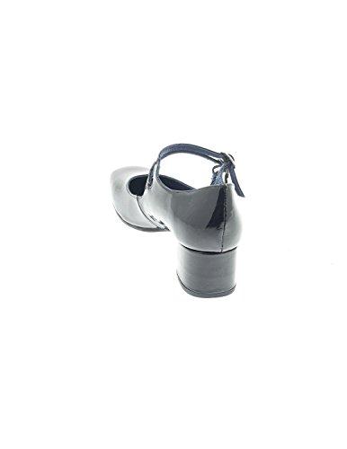 Noir 3 1 Noire Humat Chaussure Salon Mila YSPwBx6q5