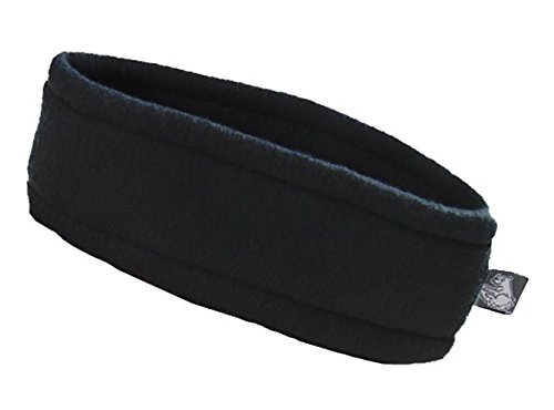 Seirus Innovation 2650 Unisex Micro Fleece Polartec Headband with 4-Way Stretch