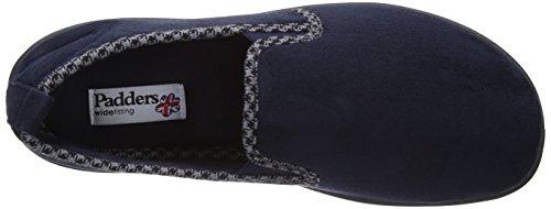 PADDERS Lewis - Navy (Textile) Mens Slippers ehuba