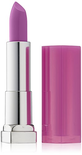 Maybelline New York Color Sensational Rebel Bloom Lipstick, Lilac Flush, 0.15 Ounce ()