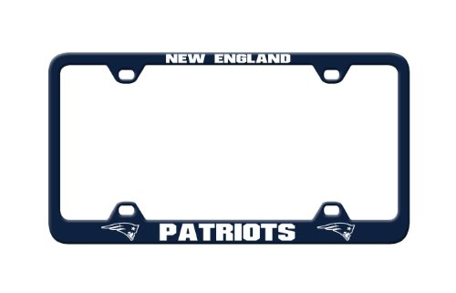 new england license plate frame - 9