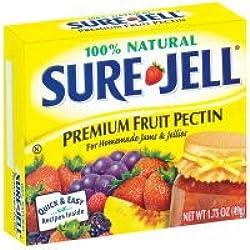 Sure-Jell 100% Natural Premium Fruit Pectin 1.75 oz