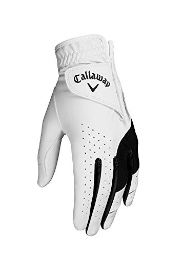 Callaway Golf X Junior Golf Glove, Worn on Left Hand, Medium