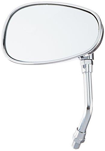 Ken Sean 941023 Chrome Right Hand Mini Oval Mirror