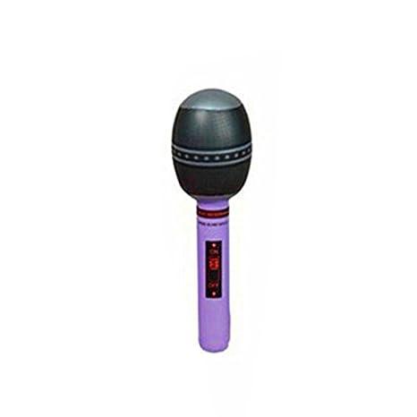 Wildlead Juguetes de micrófono de emulación,6 Unids/Set ...