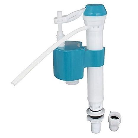 Aseo Cisterna de agua ajustable del tanque Entrada entrada de llenado válvula de flotador: Amazon.es: Hogar
