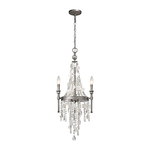 ELK Lighting 15932/3 Chandelier One Size Gray